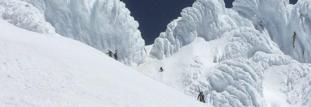 summer ski mt hood