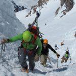 summer ski climb hood