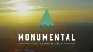 monumental ski film trailer