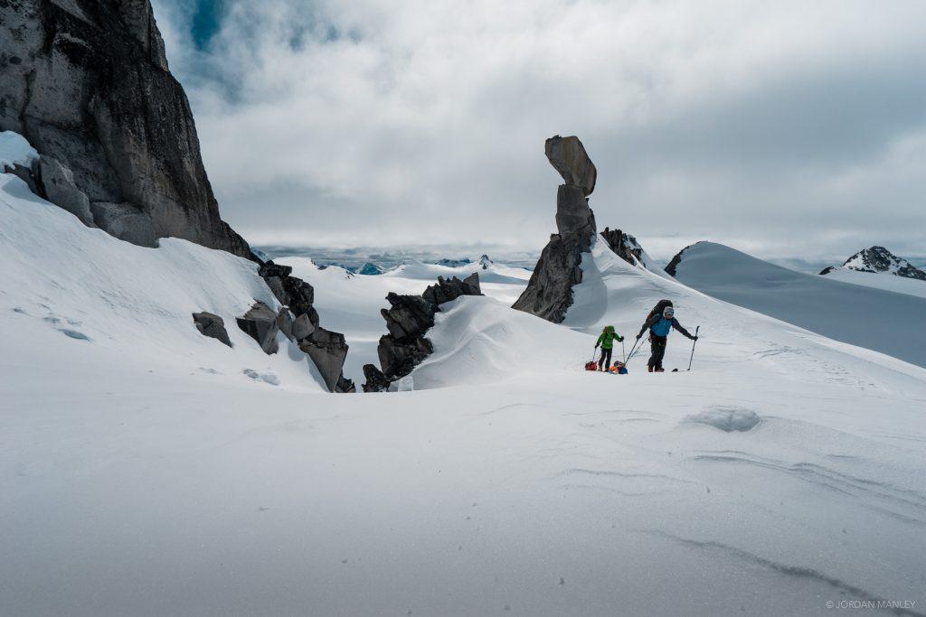ski film - a skier's journey