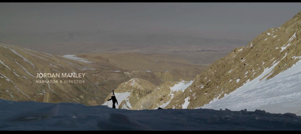 A skier's Journey - ski film