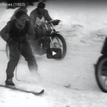 motocycle ski races