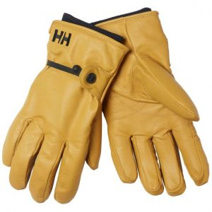 skier gift ideas - helly hansen for glove