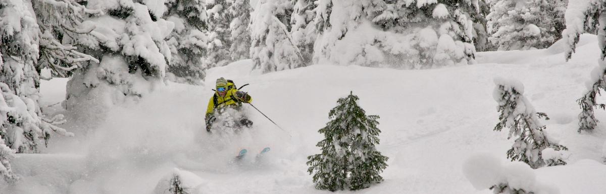powder skiing 16