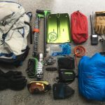 backcountry ski packing list