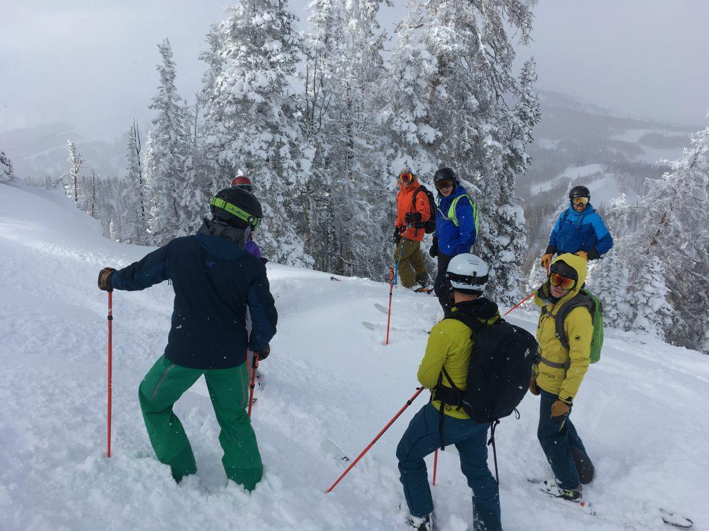 G3 SENDr 112 ski testing
