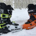 Scarpa Maestrale RS and Maestrale Ski boots
