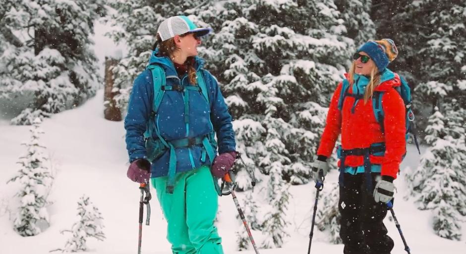 shit skier girls say
