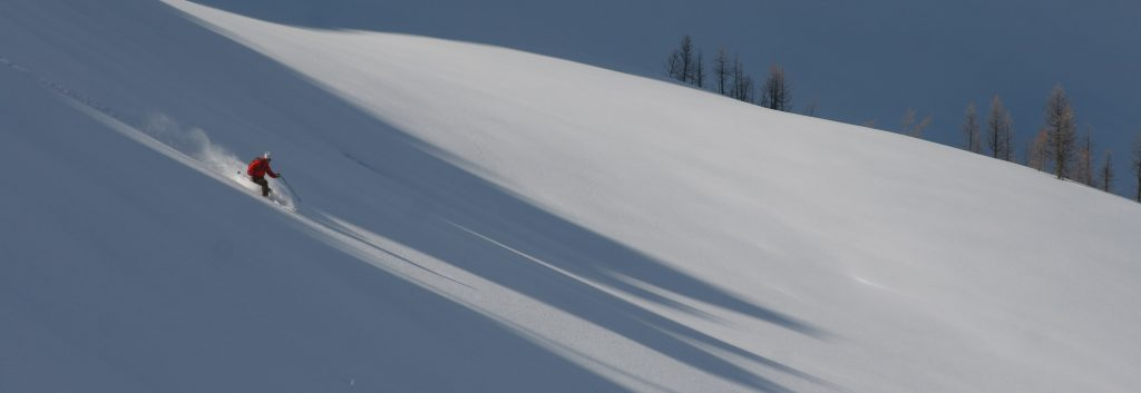 Weak layers - more skiing, less digging