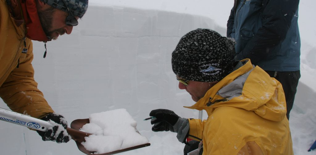 weak layers - identifying avalanche culprits
