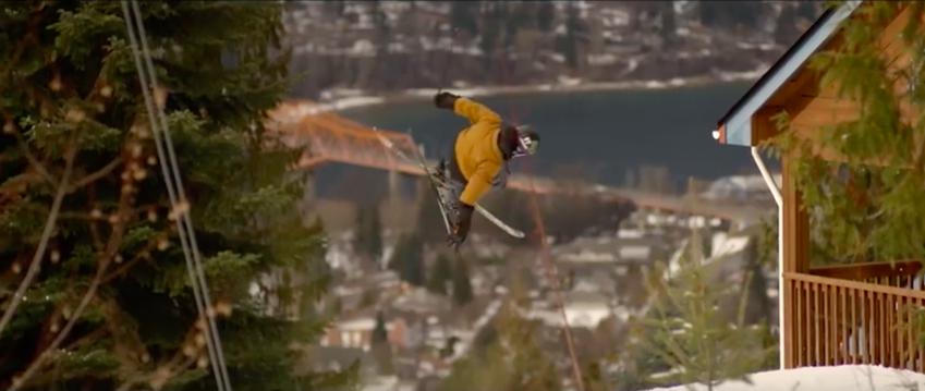 Imagination Ski Video