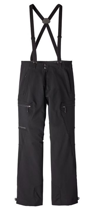 Patagonia backcountry ski pants
