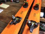 Dynafit Speedfit binding Voile SuperCharger ski
