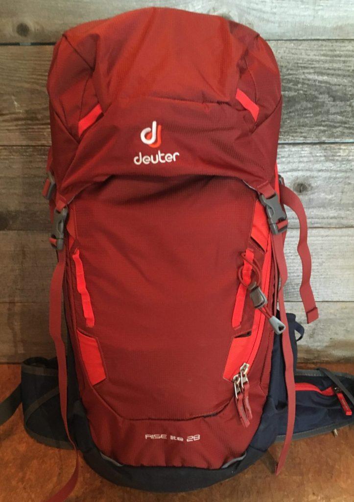 Deuter Rise Lite 28 backcountry ski pack