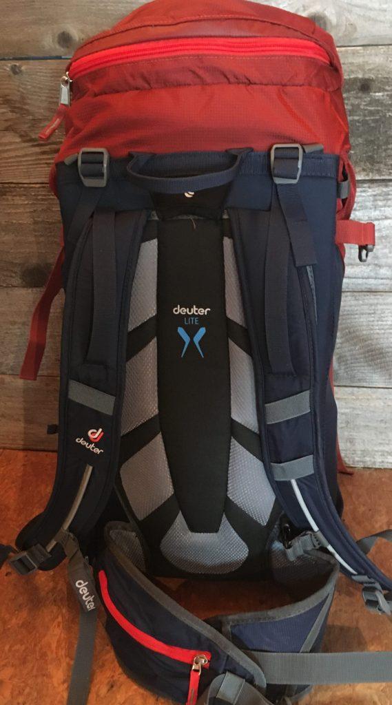 backcountry ski pack
