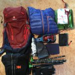Deuter Rise Lite backcountry ski pack