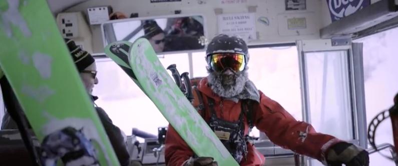 Ski bum life