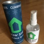 Snow Shed Topsheet Wax