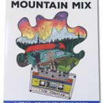 mountain coloring book