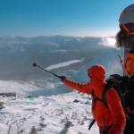 backcountry skiing chic chocs