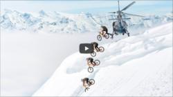 Fabio winner rides saalbach