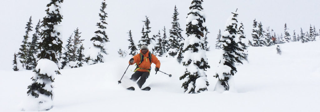 north cascades skiing