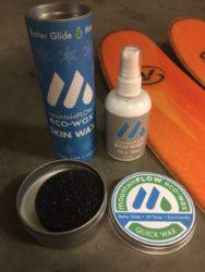 EcoWax Skin wax and ski wax
