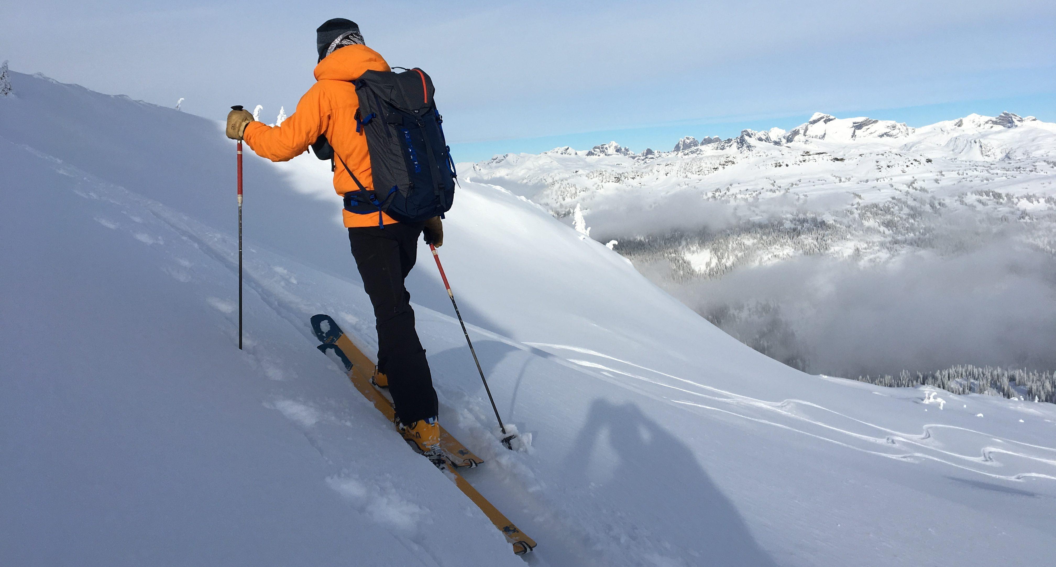 80540d8289d Patagonia Descensionist 32L Ski Pack - Off-Piste Magazine