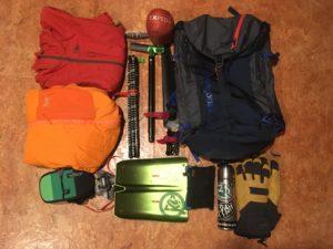 patagonia ski pack