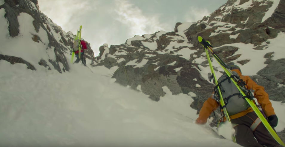 ski la grave