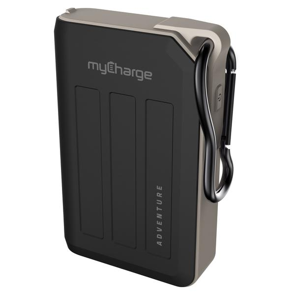 MyCHarge portable battery charger