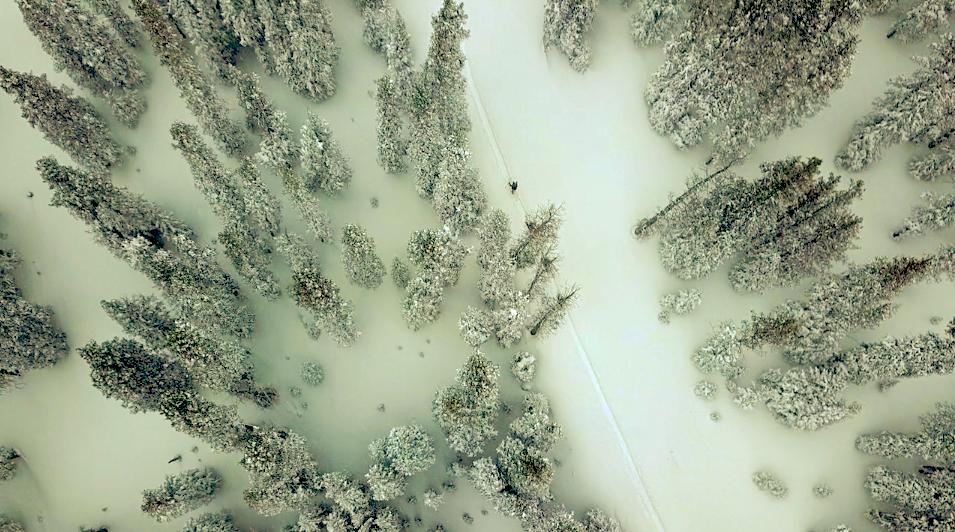 abandoned ski film