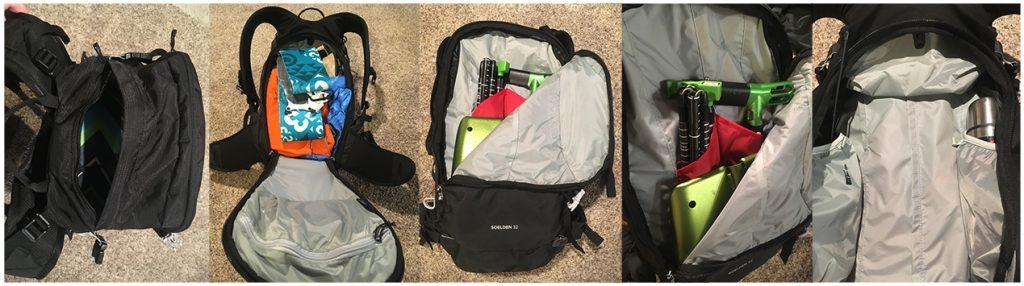 osprey doelden pack details