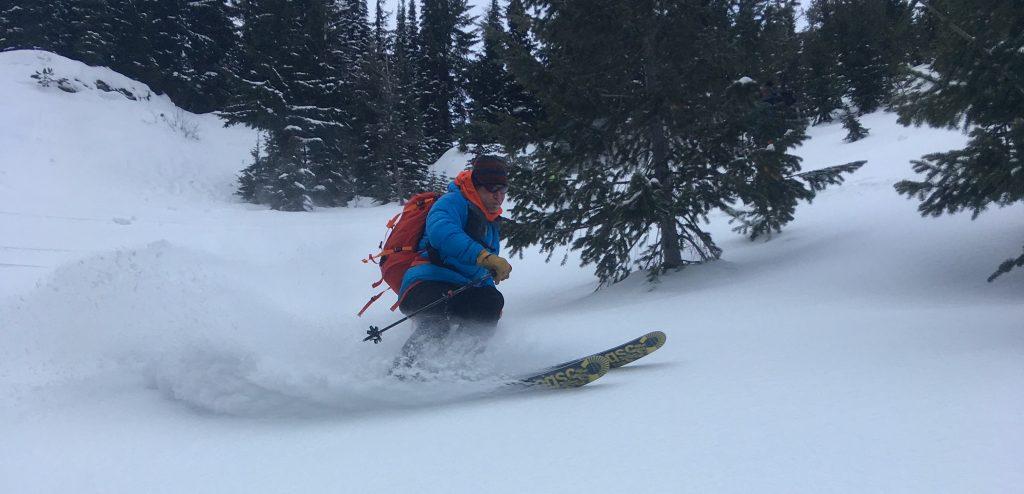 Ogso Corbet's Ski Review