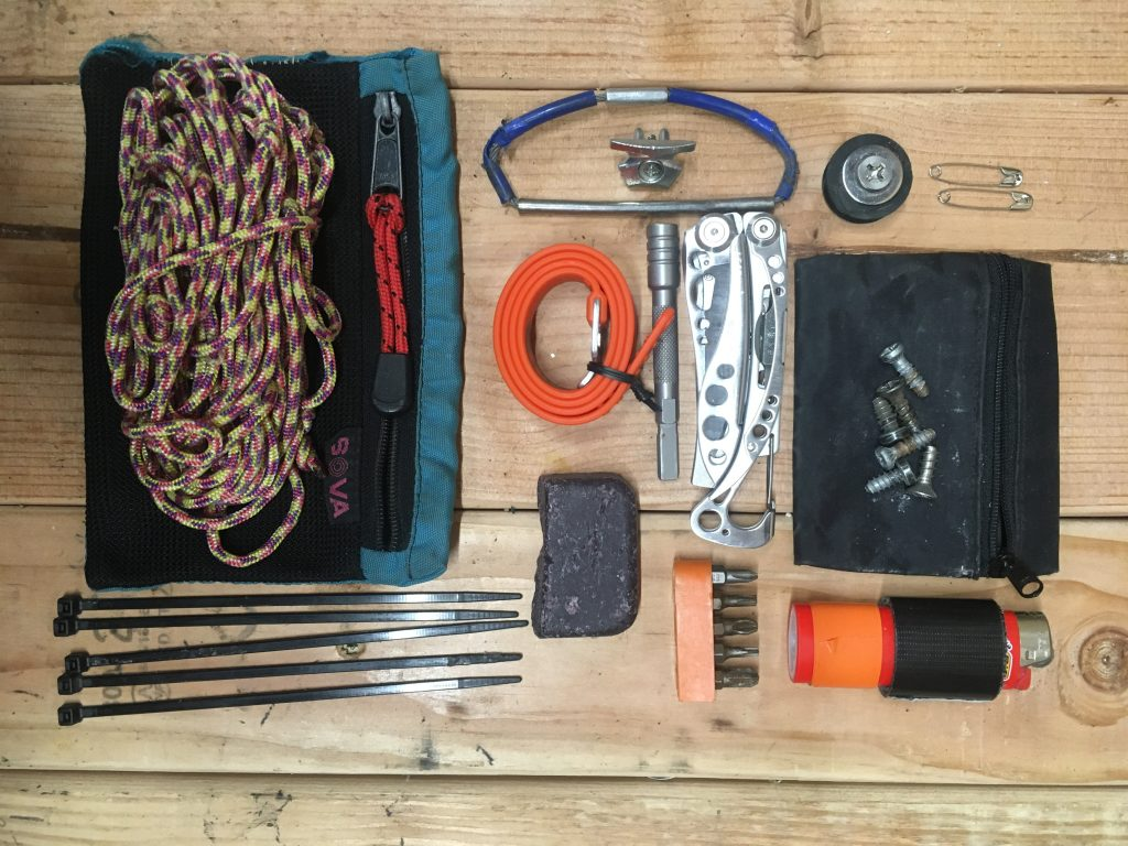 backcountry repair kit