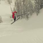 huck yeah crash reel ski video