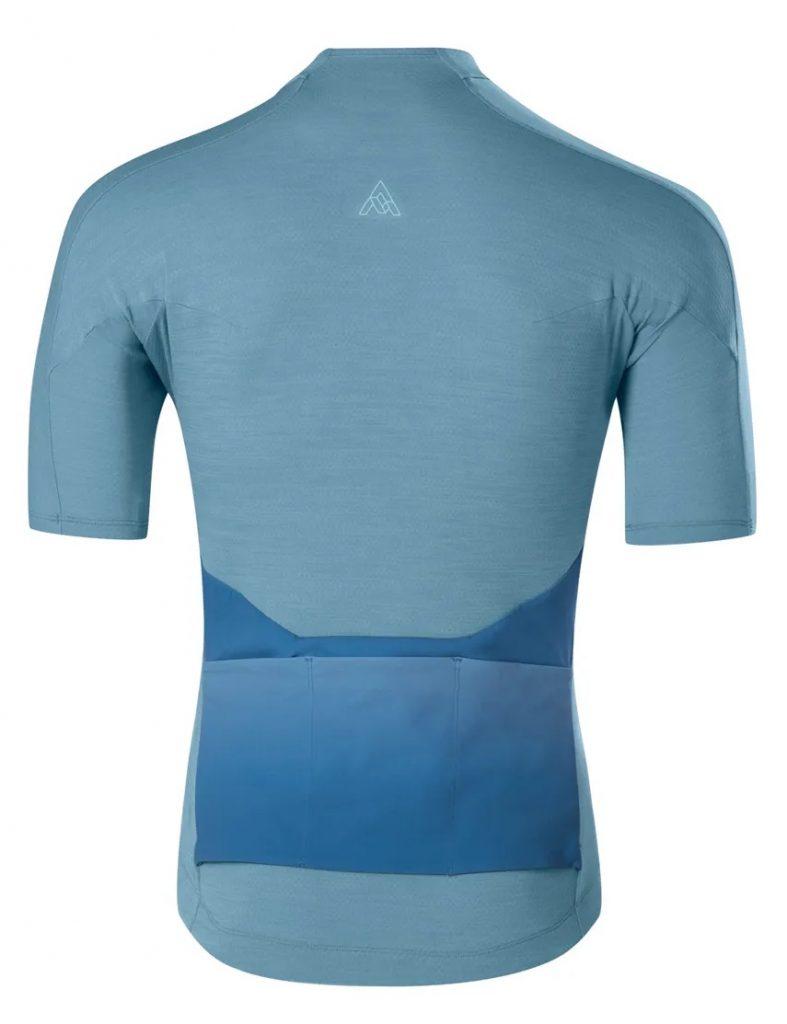 7Mesh Horizon cycling jersey product shot