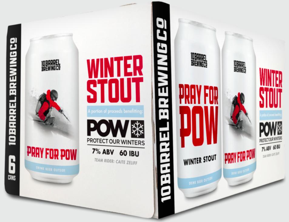 10 Barrel pray for pow beer